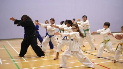 Permalink to:Children's TaeKwon-Do Classes